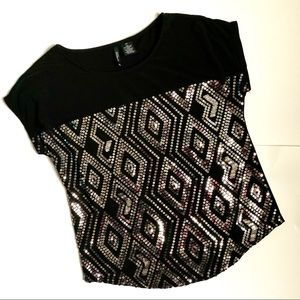 New Directions Sequence Top Sz SP